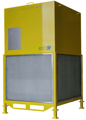 contact us at info@ecoair.  Kitchener, Ontario, Canada N2C 2E6.  Let's start saving energy, destratifying and cleaning your air!